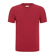 Buy JOHN LEWIS & Co. Short Sleeve Vintage Crew Neck T-Shirt Online at johnlewis.com