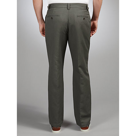 Buy John Lewis Smart Linen Trouser Online at johnlewis.com