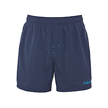 Buy Calvin Klein Classic Quick Dry Swim Shorts Online at johnlewis.com