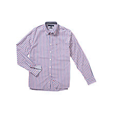 Buy Tommy Hilfiger Earnest Shirt, Blue Online at johnlewis.com