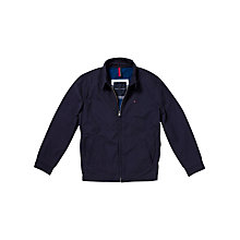 Buy Tommy Hilfiger Ivy Jacket, Midnight Online at johnlewis.com