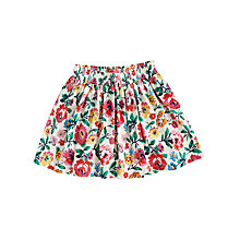 Buy Little Joule Harriet Skirt, Multi Online at johnlewis.com