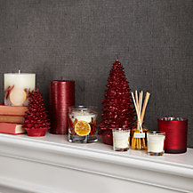 Christmas Holiday Candle Collection