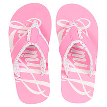 Buy Animal Swish Contrast Polka Dot Flip Flops Online at johnlewis.com