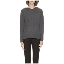 Buy Whistles Nick Insert Panel Trousers, Black Online at johnlewis.com