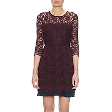 Buy Whistles Avril Lace Dress Online at johnlewis.com