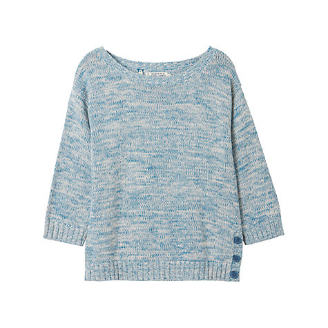 Buy Seasalt Saltbeach Jumper, Tweed Trawler Online at johnlewis.com