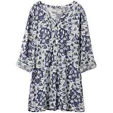 Buy Seasalt Emma Tunic, Driftwood Online at johnlewis.com