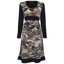 Buy James Lakeland Print Dress, Print Online at johnlewis.com