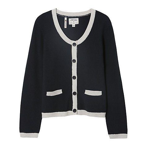 Buy Seasalt Scilly Rock Cardigan, Orca Online at johnlewis.com