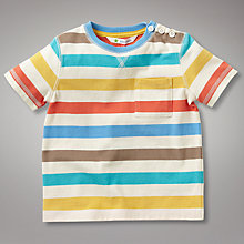 Buy John Lewis Block Stripe T-Shirt Online at johnlewis.com