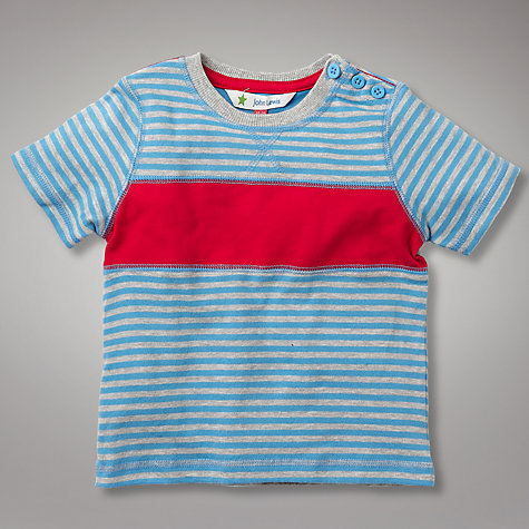 Buy John Lewis Striped T-Shirt Online at johnlewis.com