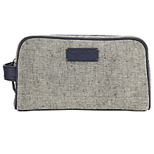Buy Ted Baker Kowwa Washbag and Towel Set, Charcoal Online at johnlewis.com