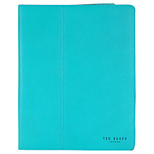 Buy Ted Baker Kindle Wi-Fi Cover, Teal Online at johnlewis.com