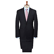 Buy Richard James Mayfair Tonal Check Suit, Navy Online at johnlewis.com