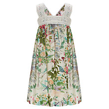 Buy Derhy Kids Country Show Dress, Ecru Online at johnlewis.com