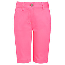 Buy John Lewis Girl Knee Shorts Online at johnlewis.com