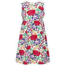 Buy John Lewis Girl Floral Print Dress Online at johnlewis.com