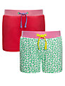 John Lewis Girl Shorts, Pack of 2