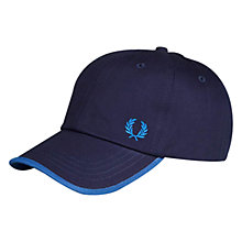 Buy Fred Perry Laurel Wreath Cap Online at johnlewis.com
