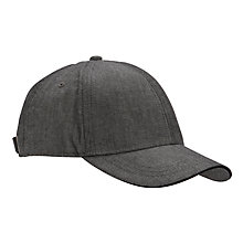 Buy Fred Perry Chambray Baseball Cap Online at johnlewis.com