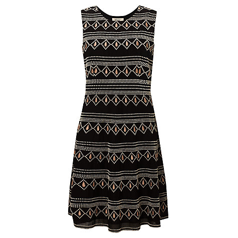 Buy Somerset by Alice Temperley Embroidered Dress, Multi Online at johnlewis.com