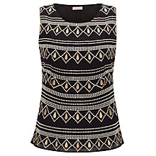 Buy Somerset by Alice Temperley Embroidered Top, Multi Online at johnlewis.com