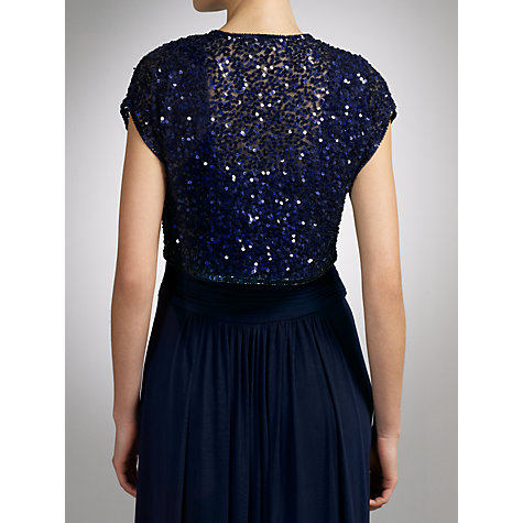 Buy John Lewis Emma Sequined Shrug Online at johnlewis.com
