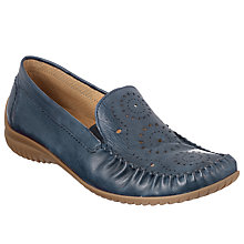 Buy Gabor Florence Leather Loafers Online at johnlewis.com