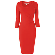 Buy L.K. Bennett Nicole Dress, Poppy Online at johnlewis.com