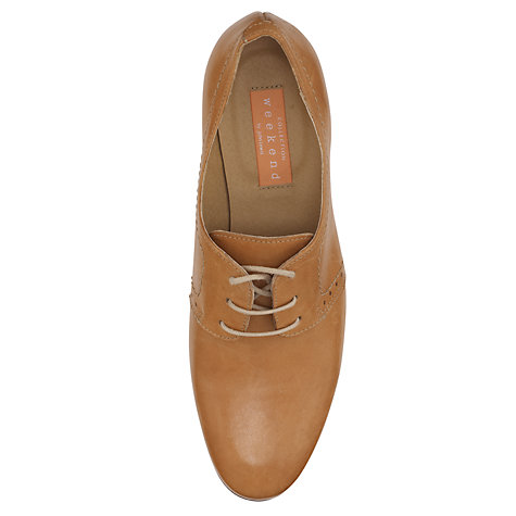 Buy Collection WEEKEND by John Lewis Pulp Leather Brogues Online at johnlewis.com