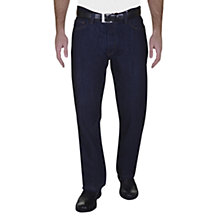 Buy Henri Lloyd Armitage Denim Classic Fit Jeans, Rinse Wash Online at johnlewis.com