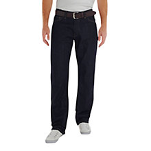 Buy Henri Lloyd Harven Jeans, Nine Wash Blue Online at johnlewis.com
