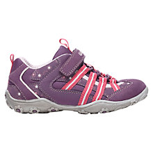 Buy Geox Better Trainers, Purple Online at johnlewis.com