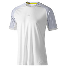 Buy Adidas 365 Core T-Shirt, White Online at johnlewis.com