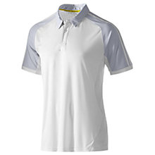 Buy Adidas 365 Short Sleeve Polo Shirt Online at johnlewis.com