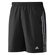 Buy Adidas 365 Core Shorts, Black/Grey Online at johnlewis.com