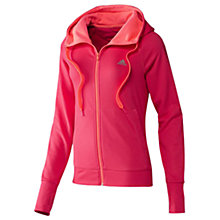 Buy Adidas Prime Long Sleeve Hooded Jacket Online at johnlewis.com