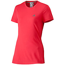 Buy Adidas Prime Short Sleeve T-Shirt Online at johnlewis.com