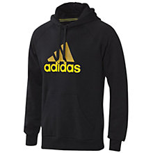 Buy Adidas Essentials Logo Hoodie Online at johnlewis.com