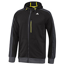 Buy Adidas Clima 365 Full-Zip Hoodie Online at johnlewis.com