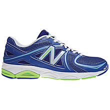 Buy New Balance Women's 580 Neutral Running Shoes, Blue Online at johnlewis.com