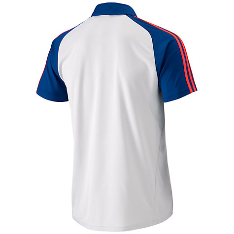 Buy Adidas CLIMACOOL Ref Polo Shirt Online at johnlewis.com