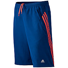 Buy Adidas Men's Ref Long Shorts Online at johnlewis.com