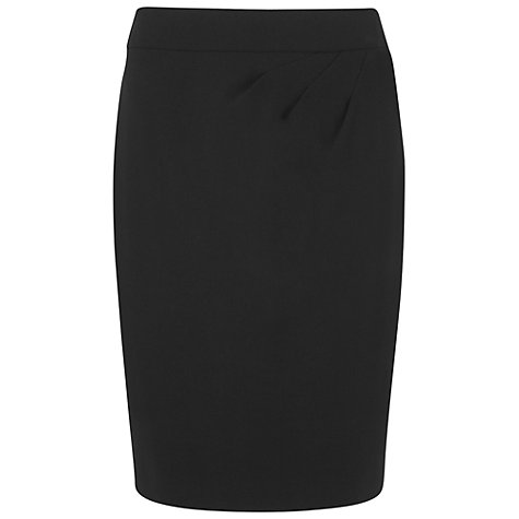 Buy L.K. Bennett Jetta Pencil Skirt, Black Online at johnlewis.com