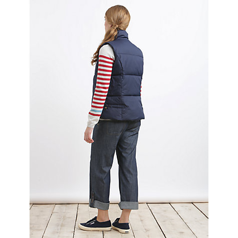 Buy Seasalt Roe Deer Gilet, Orca Online at johnlewis.com