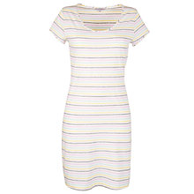 Buy John Lewis Striped Jersey Nightdress, Multi Online at johnlewis.com