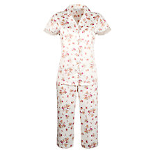 Buy John Lewis Louisa Pyjama Set, Multi Online at johnlewis.com