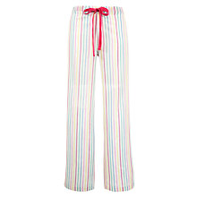Buy Joules Fleur Striped Pyjama Trousers Online at johnlewis.com