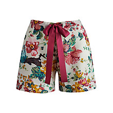 Buy Joules Nikki Sunbird Pyjama Shorts, Multi Online at johnlewis.com